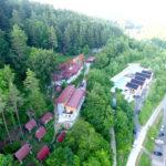 Erlabniscenter jura alpin - Luftbild